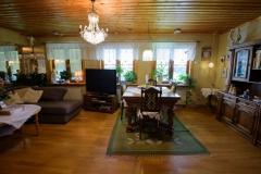 Residental house 1 - livingroom.