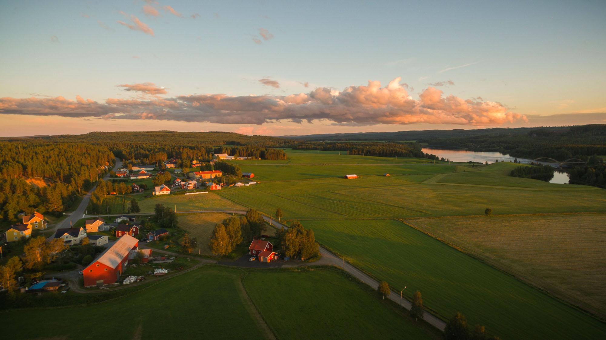 Rödåsel - Panorama 02