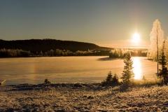 Hundsjön - panorama